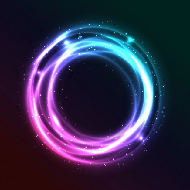 Download Bright Abstract Circle Background For Free