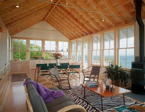 Osprey House: A Small Cottage By The Sea   Coastal Homes, Small Houses