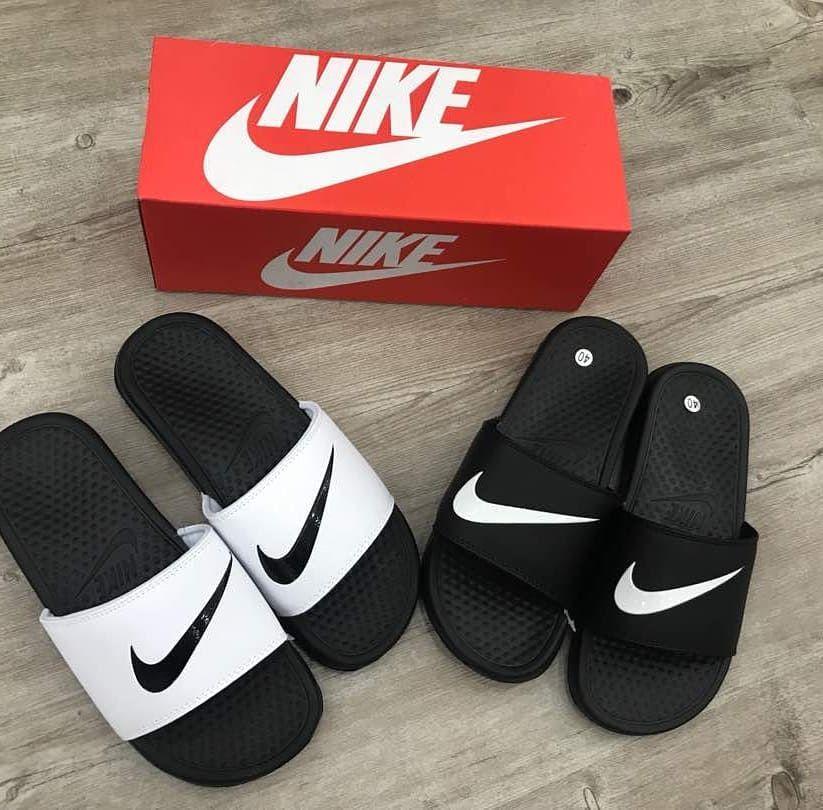 Nuevas Cholas Nike Cocidas en su caja Tallas 36 a 45 #nike