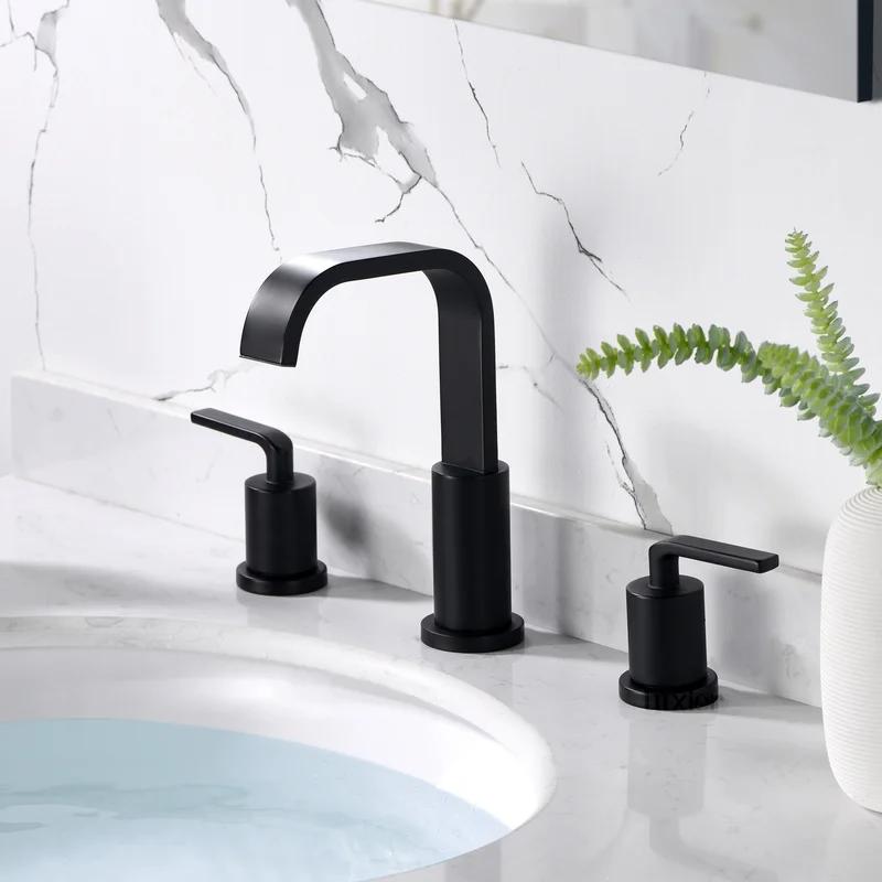 Luxier Widespread Bathroom Faucet, Wayfair Bathroom Faucets