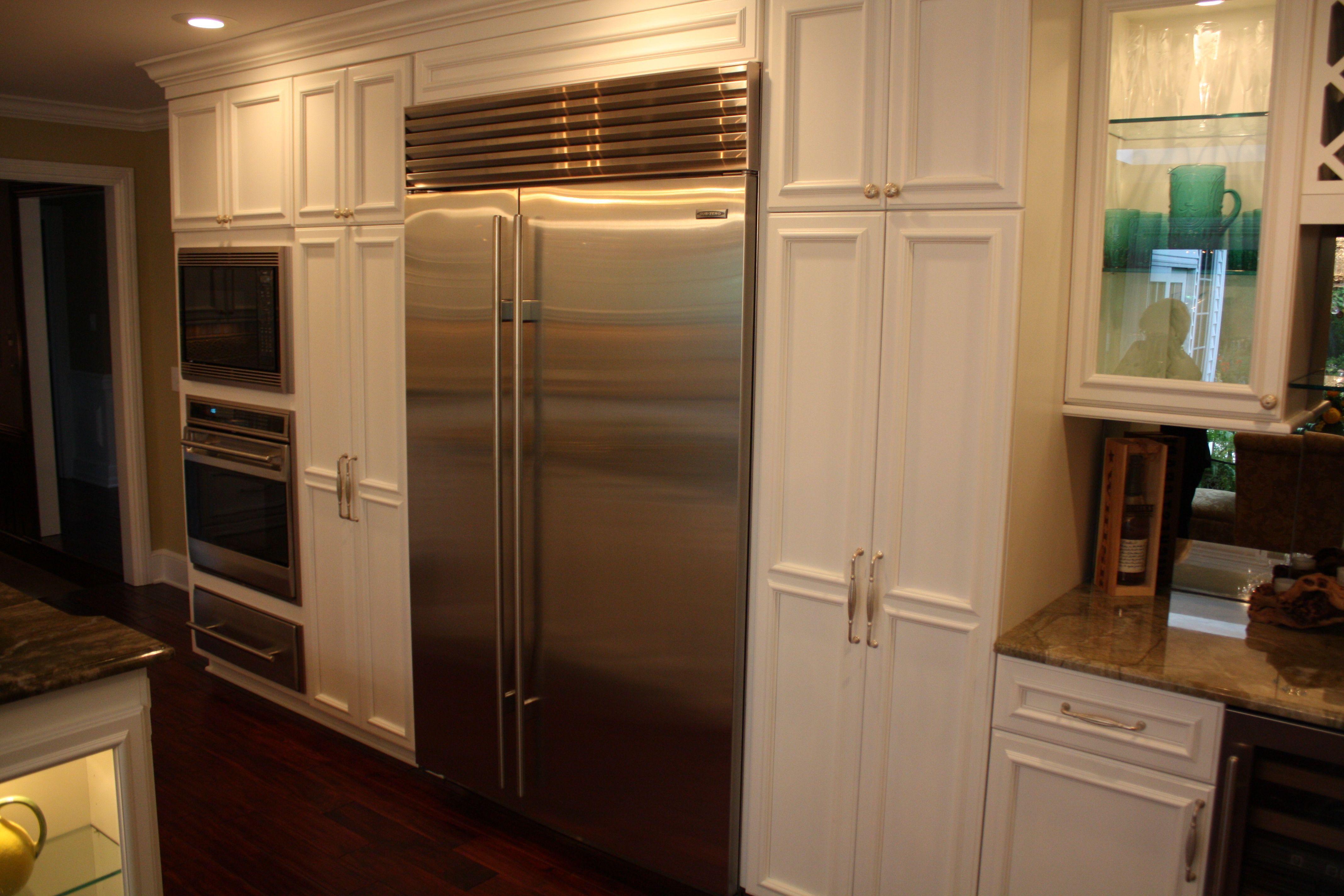 drawers zero series xamusa refrigerator product appliance freezer luxury sub
