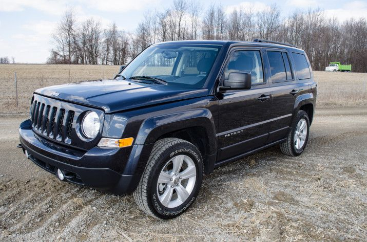 2014 Jeep Patriot Review: Is Americau0027s Cheapest SUV A Winner?   Motor Review