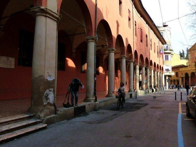 Via Delle Belle Arti Graziella Cremonini Bologna Art Alley
