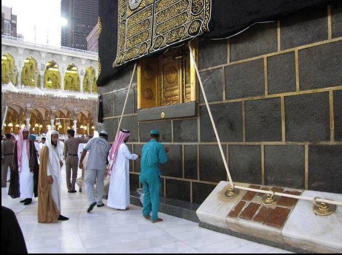 Khana E Kaaba Mecca Grand Mosque And Mosque