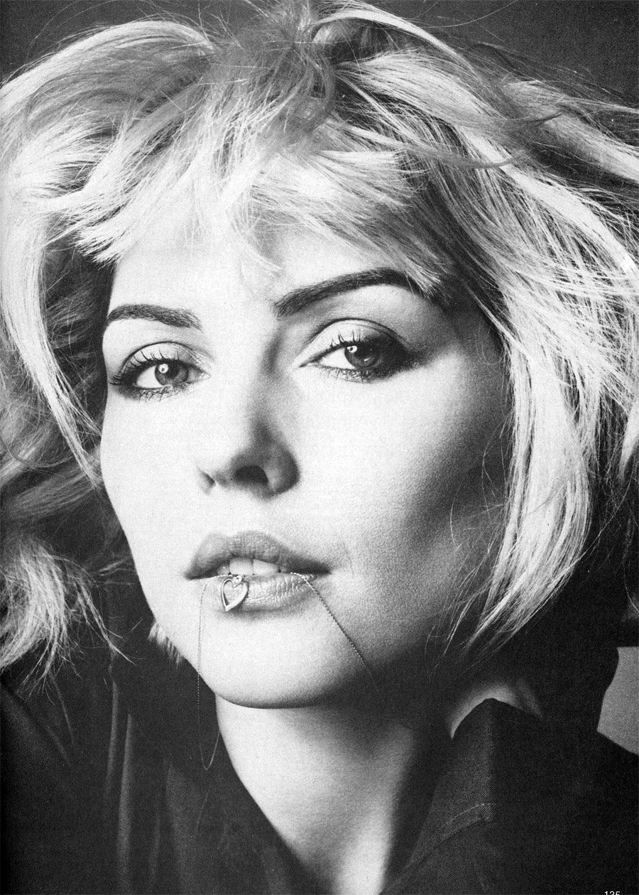 deborah harry young