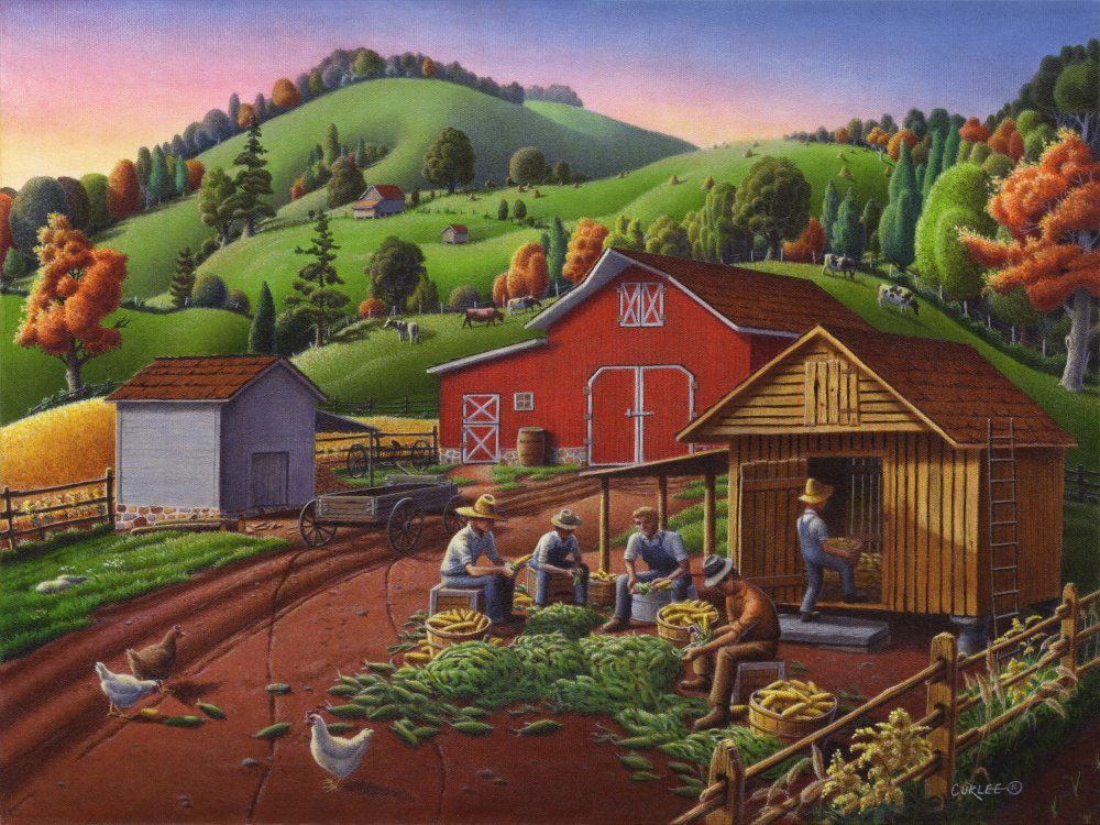 Walt curlee biography artist walt curlee american for Ranch and rural living