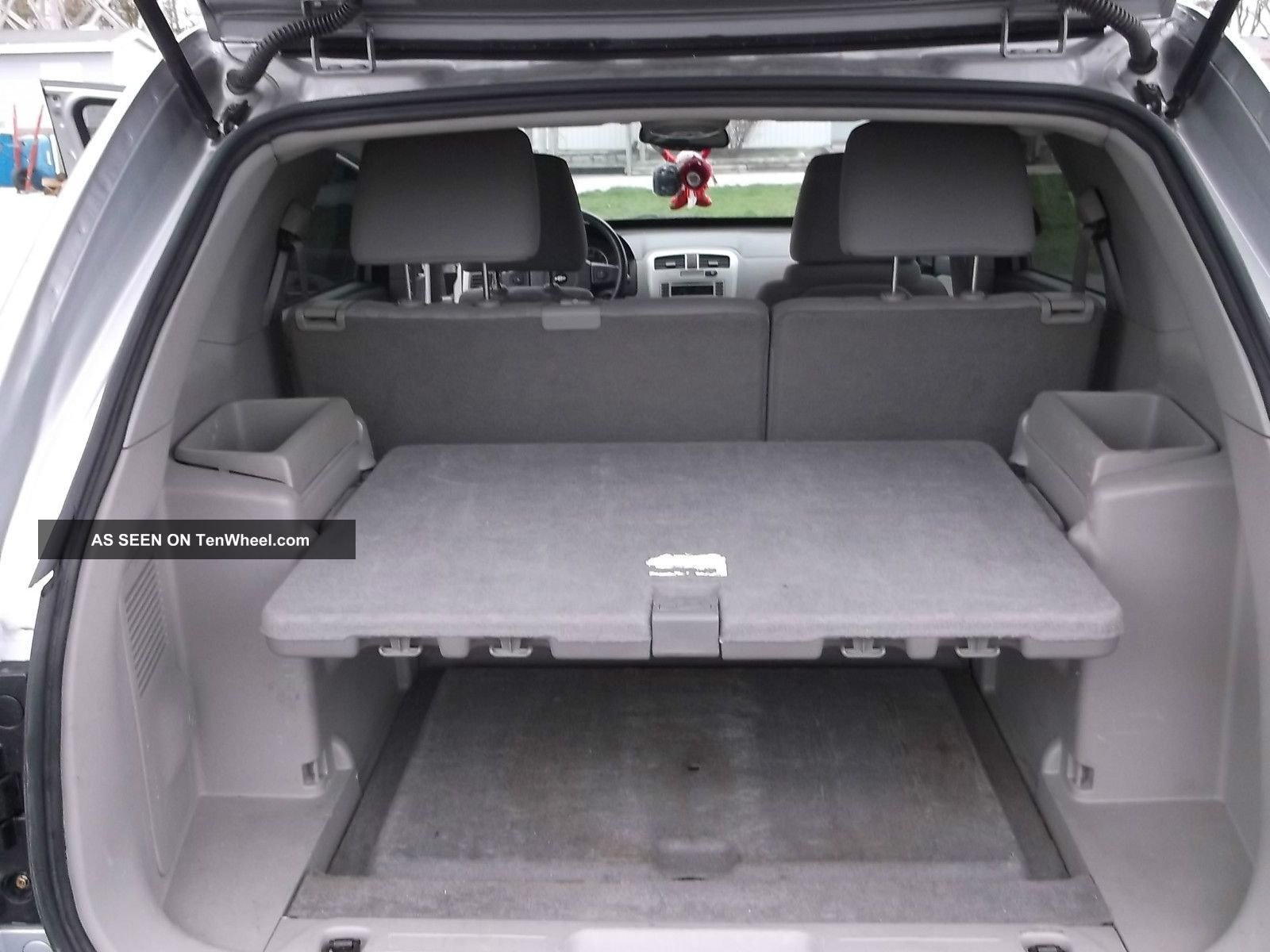 Chevrolet Equinox 2005 Interior   Image #228