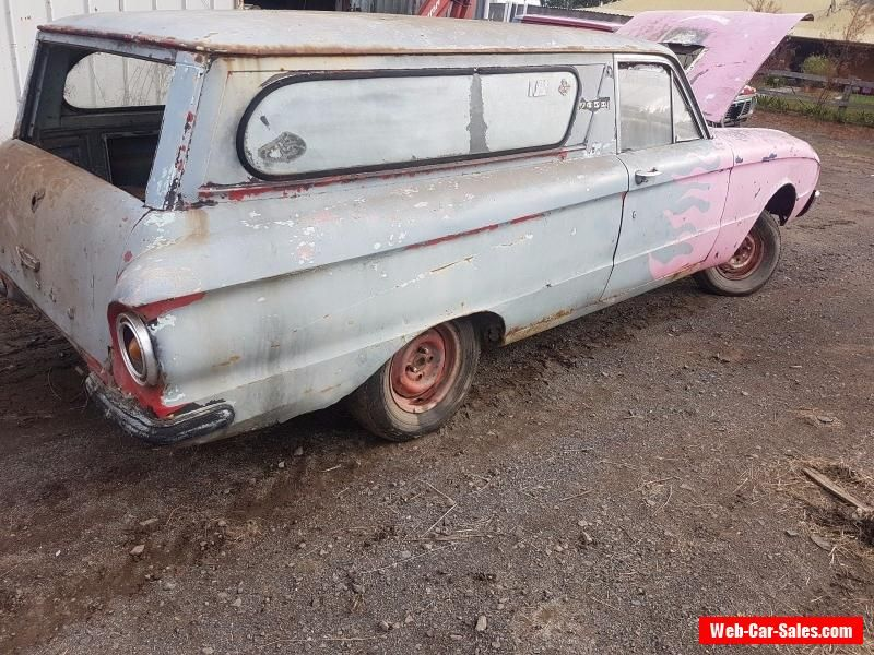 Xk Ford Falcon Delivery Van Xm Xp Ford Forsale Australia Ford Falcon Van Cars For Sale