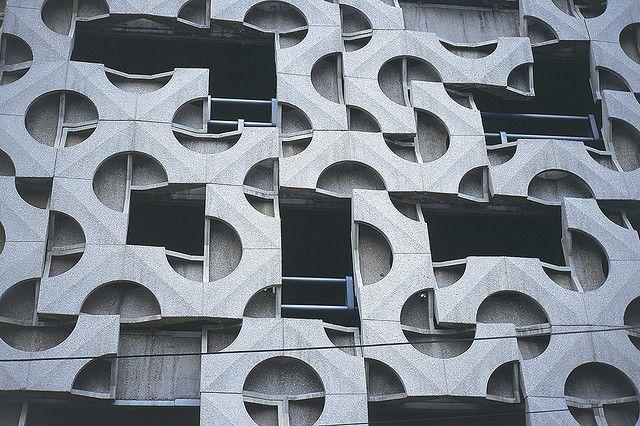 CONCRETE LACE 13 by VonMurr, via Flickr