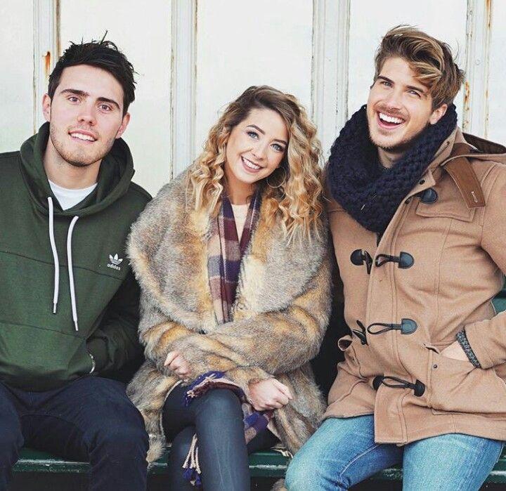 Alfie, Zoe and Joey
