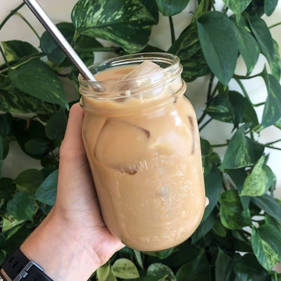 Tim Horton's Iced Coffee Copycat in 2020 Tim hortons