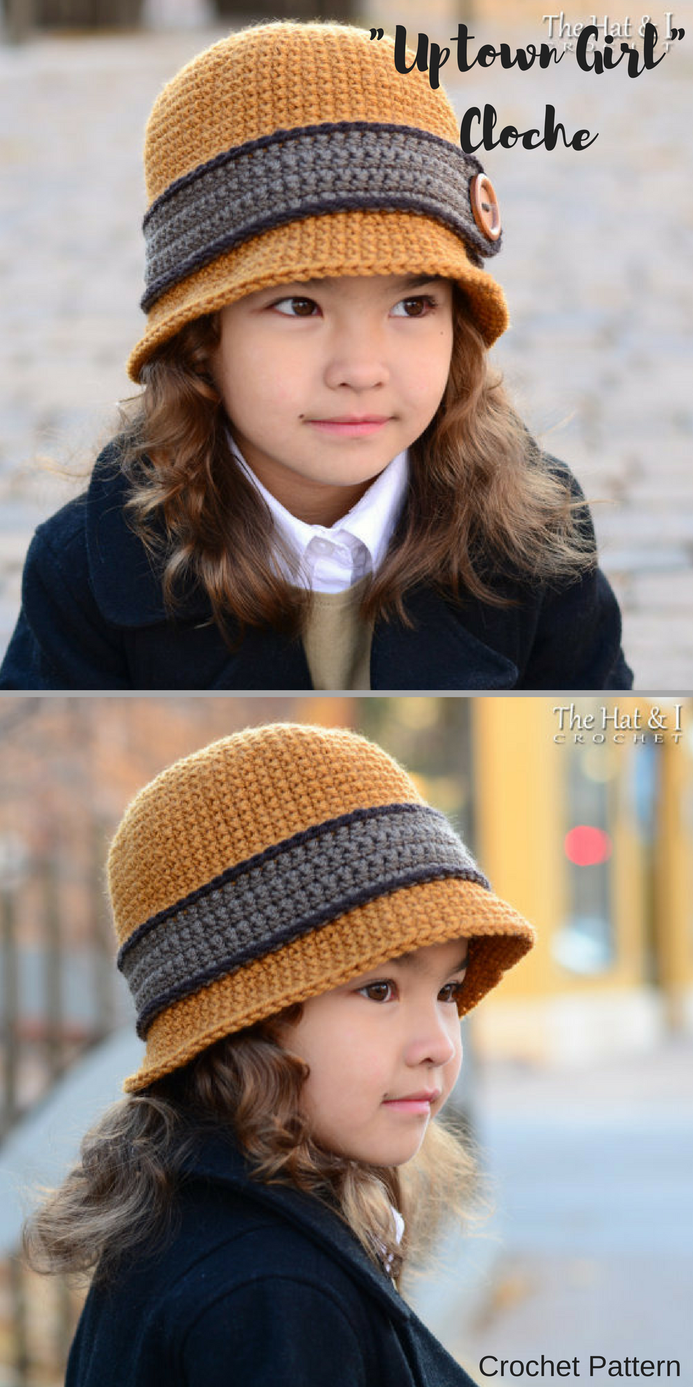 a86e0b1b39b I am not crazy about the color combination but I just love this knit hat  style!