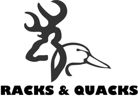 Browning Buck And Drake Duck Head Vinyl Decal Vinyl Decals Vinyl Drake