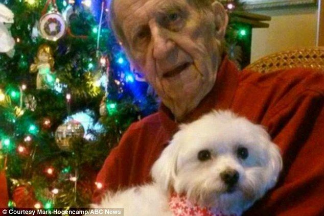 84 Year Old Man Claims Rescued Dog Helped Cure His Cancer - http://www.rescuedognews.com/84-year-old-man-claims-rescued-dog-helped-cure-his-cancer/