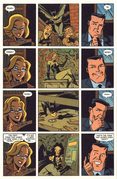 Does Batman enjoy being a playboy or is it just a facade? - Quora