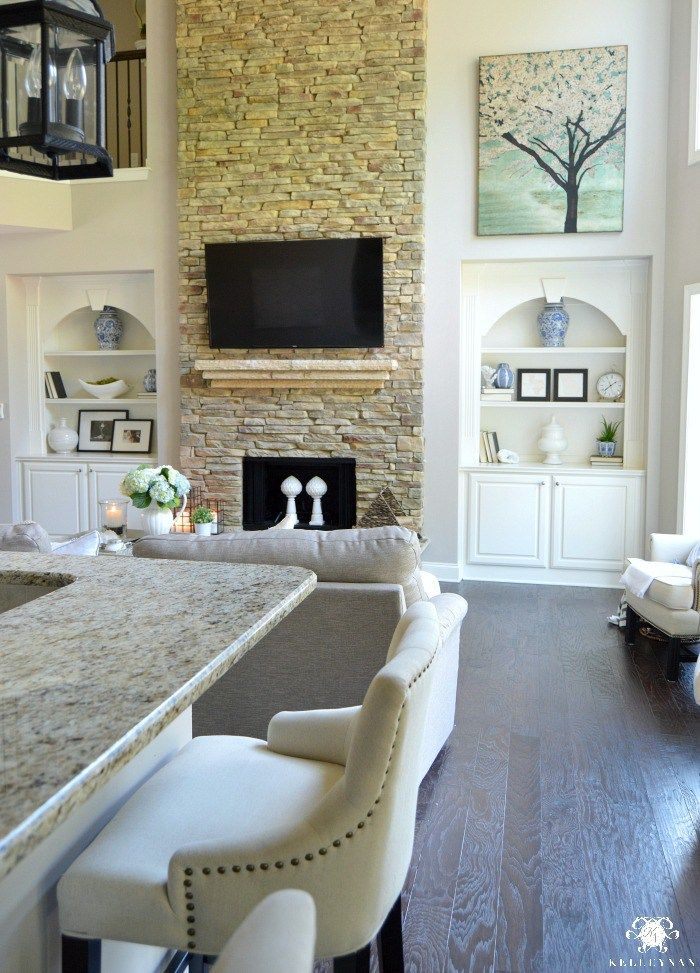 Small Great Room Designs: Small Basement Remodel, Great Rooms