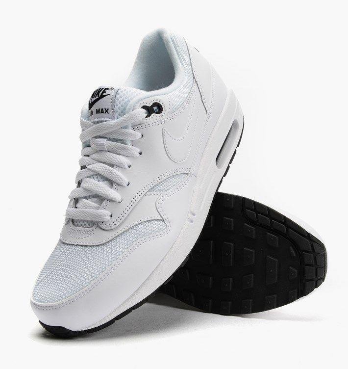 7e2f35a2fa9c9a caliroots.se Air Max 1 Essential Nike 537383-125 Triple White Essential!  155884