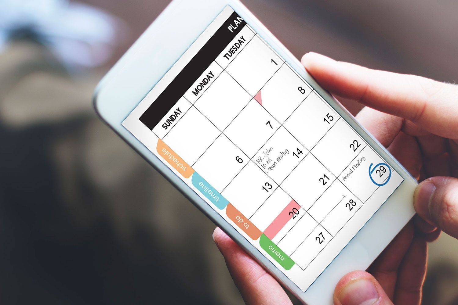 10 calendar apps for Android and iOS that will help you