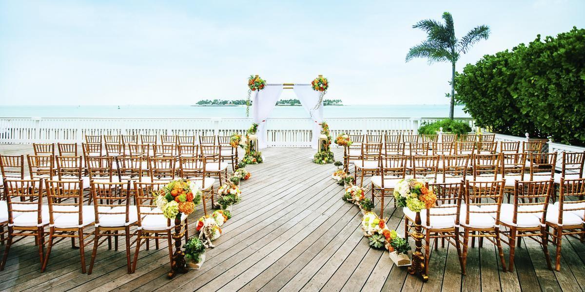 Ocean Key Resort Weddings | Get Prices for Florida Keys Wedding
