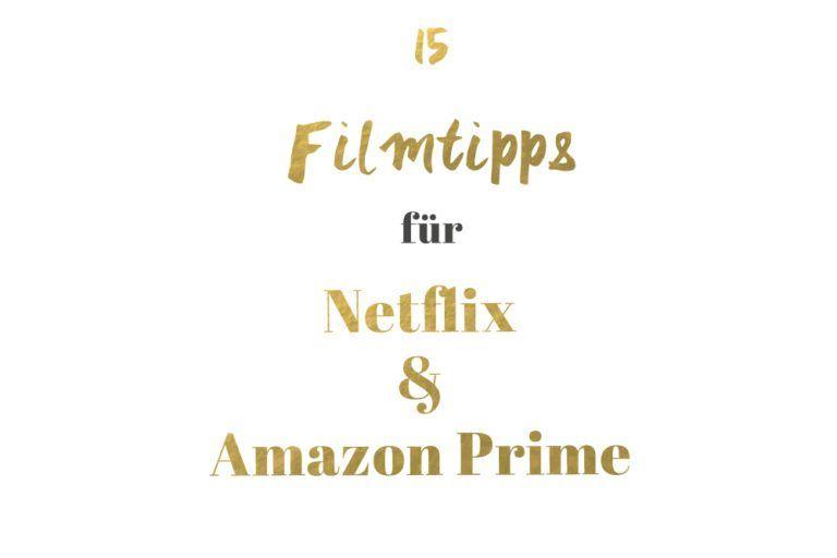 Amazon Prime Filmtipps