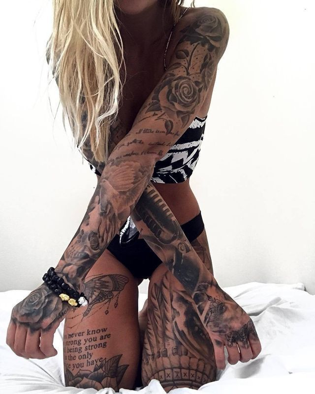 marabout zo.blogs #tattoogirls