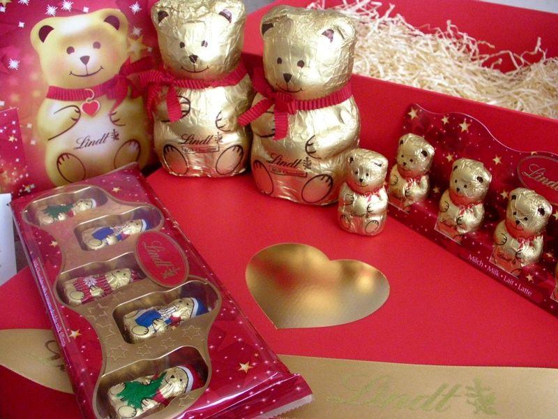 Lindt Chocolate Bears