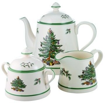Spode Christmas Tree Christmas Tea Christmas Dinnerware Tea Pots