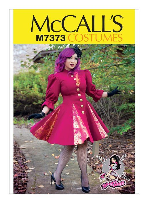 Image result for mccalls cosplay patterns pdf   mask and cosplay ...