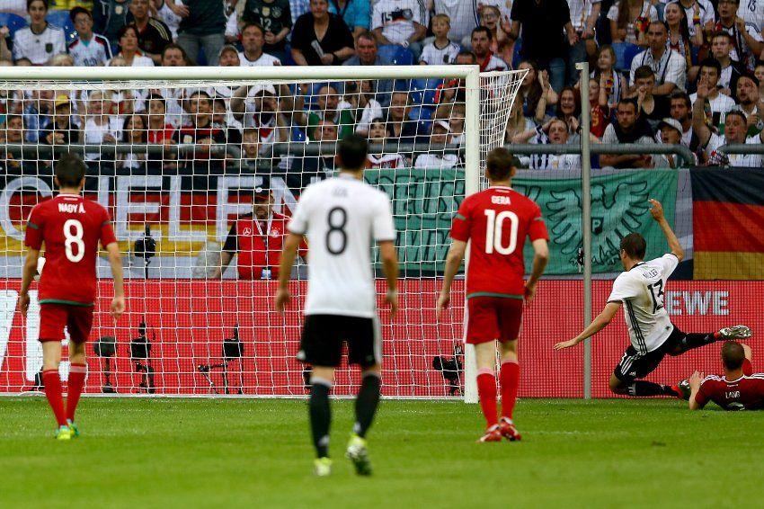 Deutschland Ungarn Spiel