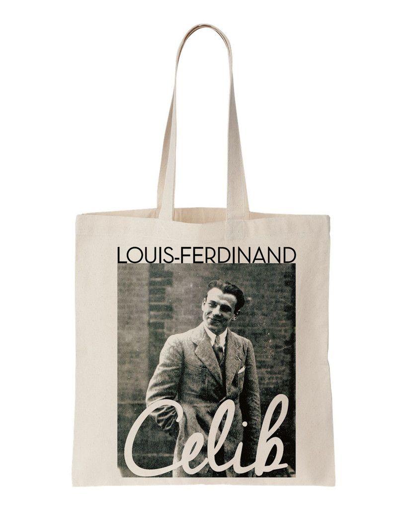 Tote bag Louis Ferdinand Celib – Cool and the bag