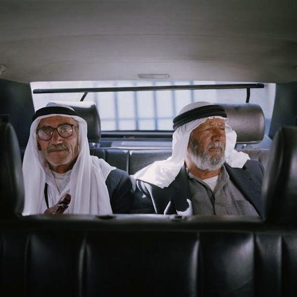 "[""Abu Munir and Hassan"", Aida Camp, C-Print, 2004. By Alessandra Sanguinetti.], Palestine"
