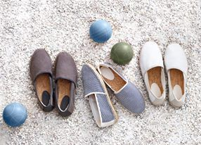 Step up your style game in the casual comfort of our men's espadrilles. #UGGforMen