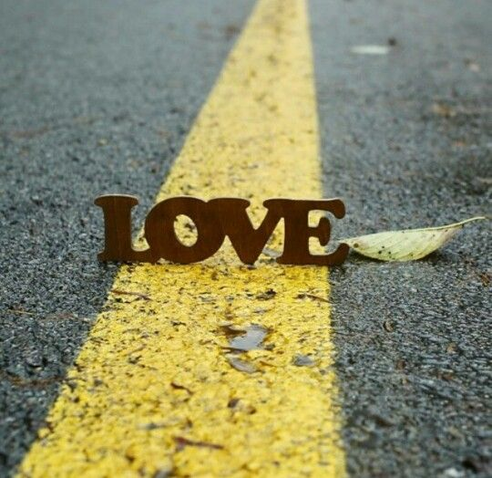 Love (on the road)(on the hwy) etc.