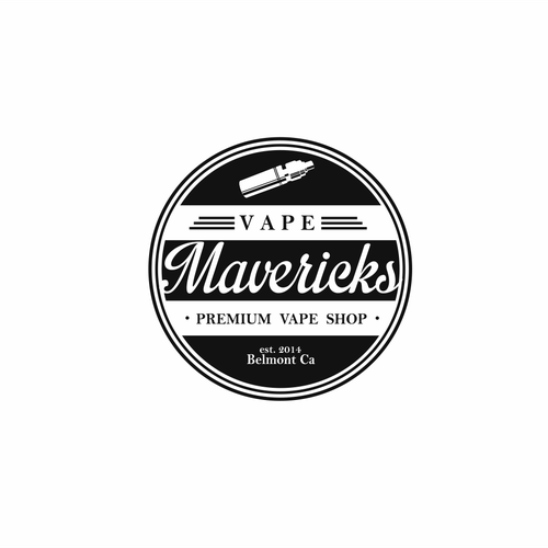 Designs | Create a logo for a quickly rising industry  Vape