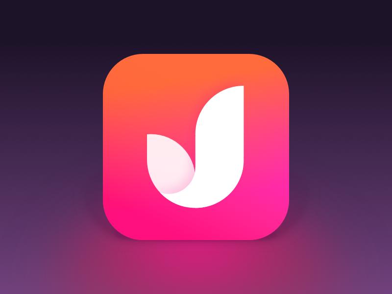 U icon App icon design, App logo, Logo design app