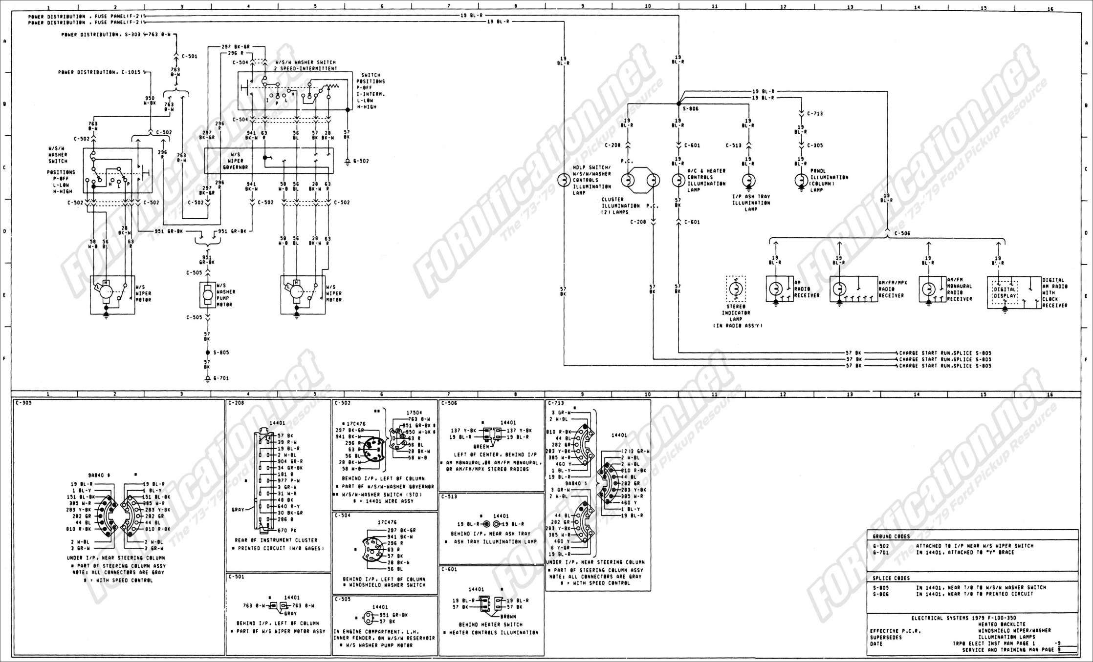 Ford L8000 Wiring Diagram from i.pinimg.com