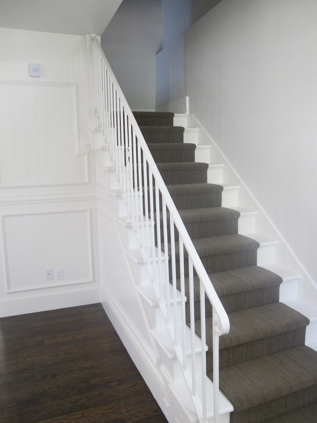 Banister Colour Ideas Google Search Carpet Stairs Stairs