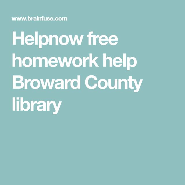 Seattle public library online homework help