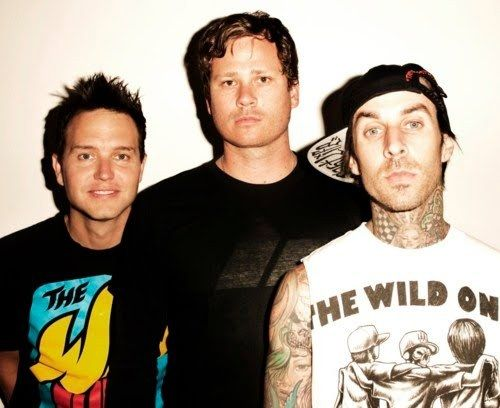 Blink 182 With Images Blink 182 Blink 182 Mark Music Bands
