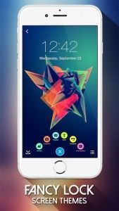 Spruce Up Your iOS Device with Fancy Lock Screen Themes