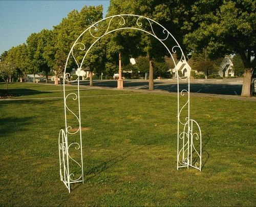 Wedding Arch Handcrafted Durable Steel Construction by ladywelder ...