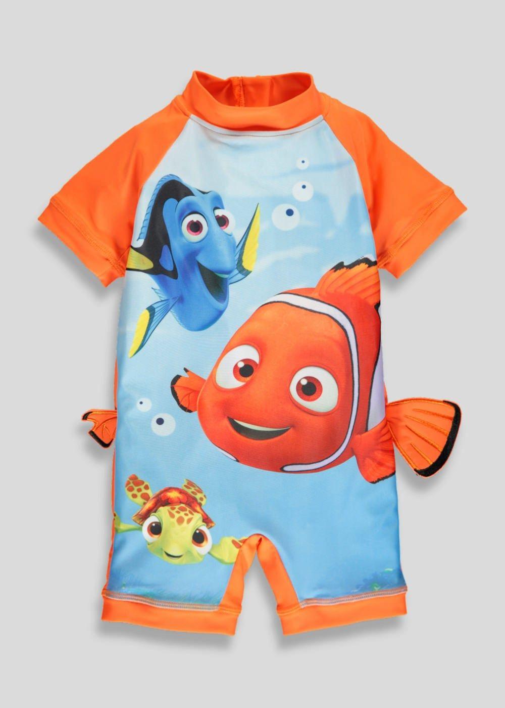 b991f7c4f Kids Disney Finding Nemo Surf Suit (3mths-4yrs) | Nemo | Finding ...