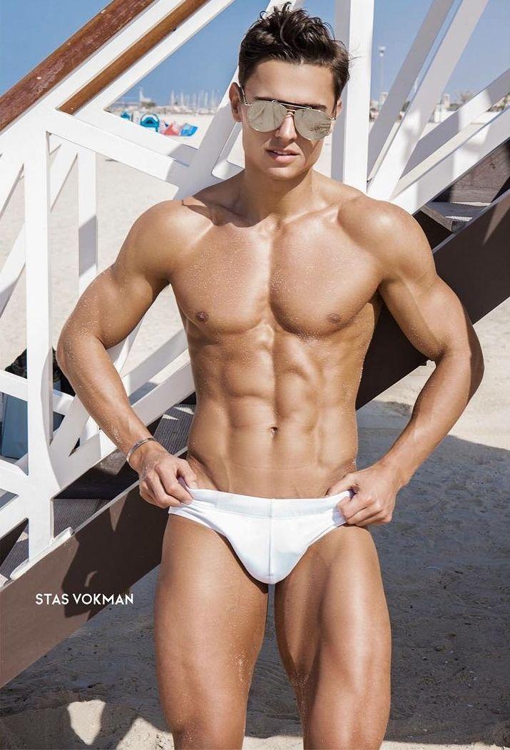 10c8ce1504 Oleksandr Kalinovsky Swim Team, Swimwear Fashion, Men's Swimwear, Alex  Lange, White Speedo