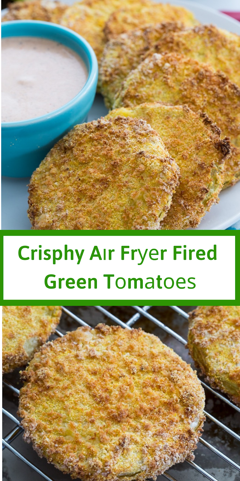 Photo of Crisphy ist Frog Green Tomatoes
