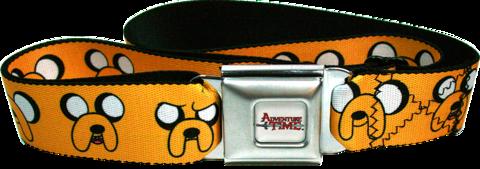 Adventure Time Jake Expressions Belt