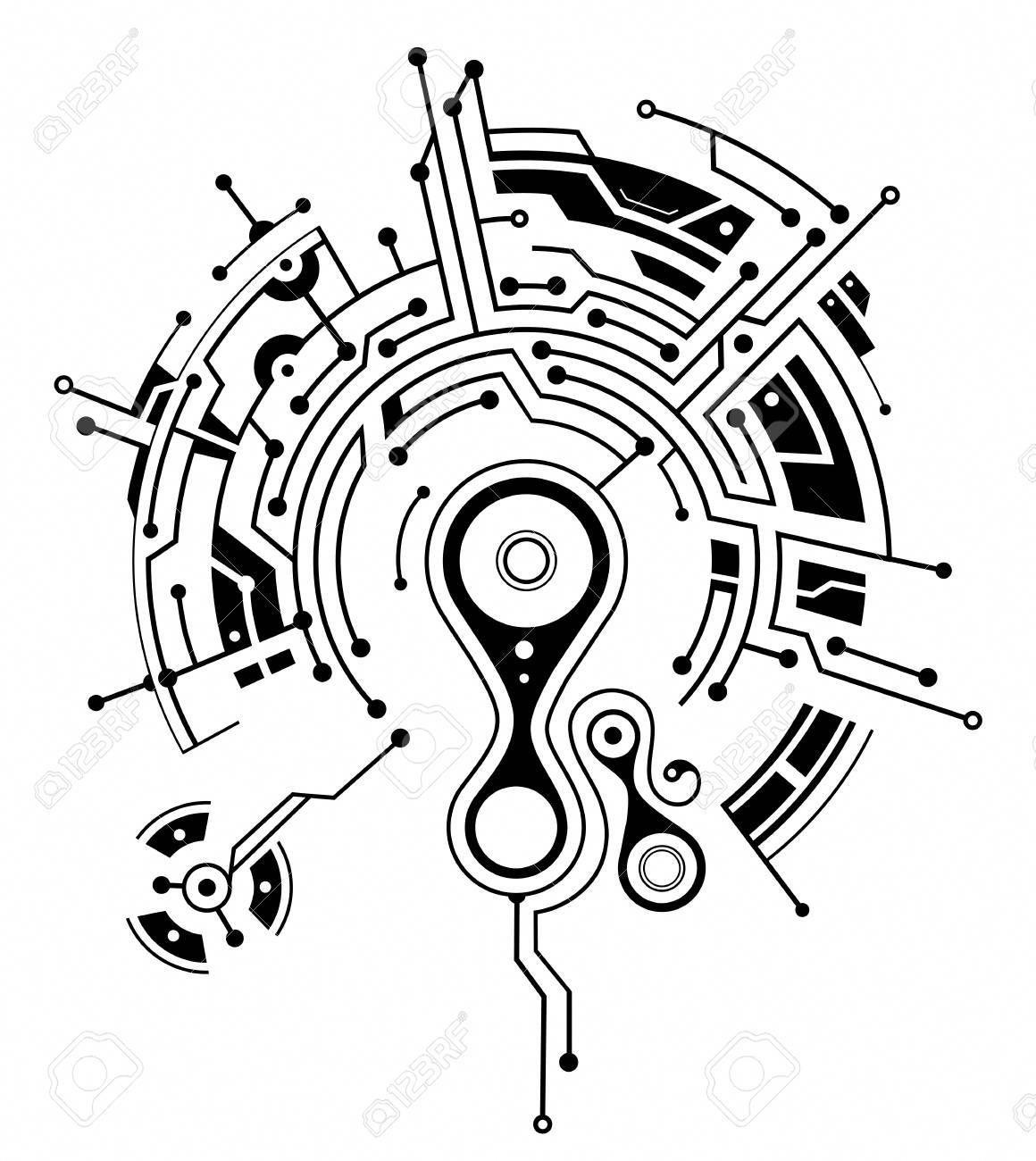 Art Inspired Tattoos Geometrictattoos