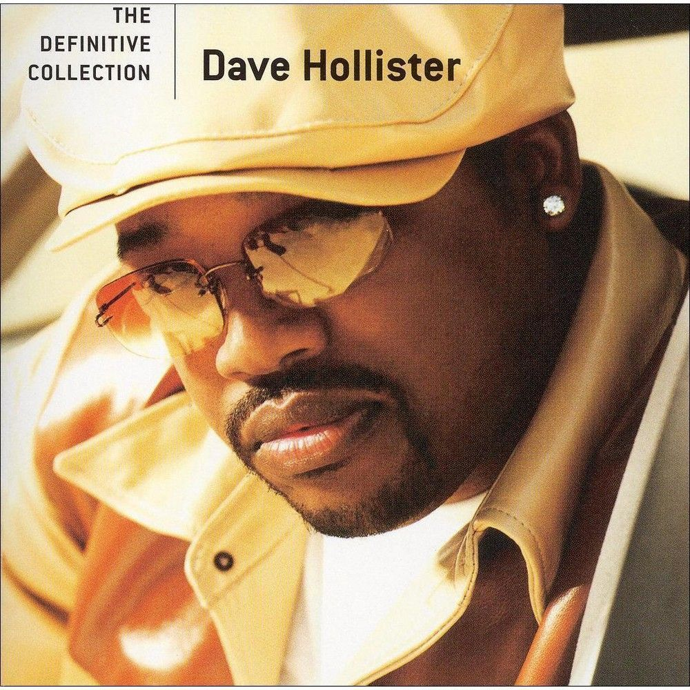 Dave Hollister - The Definitive Collection (Clean) (CD)