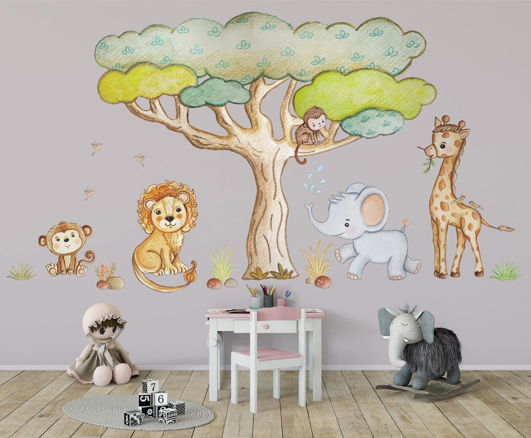 Wall Decals Mickey Mouse Inspired Ears Personalized Baby Surface