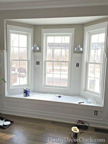 Bay Window Seat In Kitchen U P Window Seat Kitchen