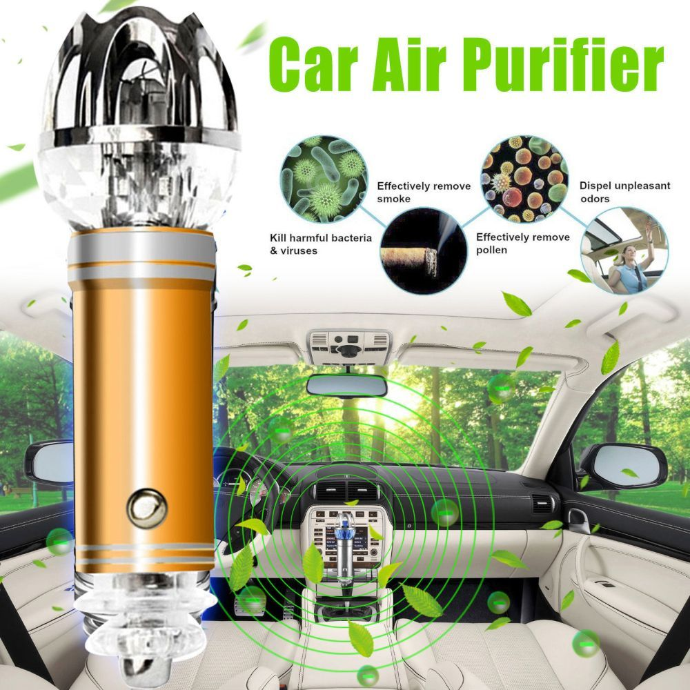If you want to eliminate impurities in the air (such as